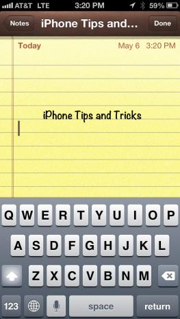 iPhone tip2