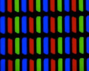 LCD Closeup
