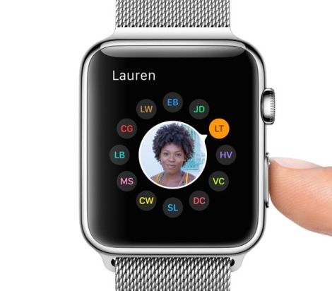 AppleWatchContacts